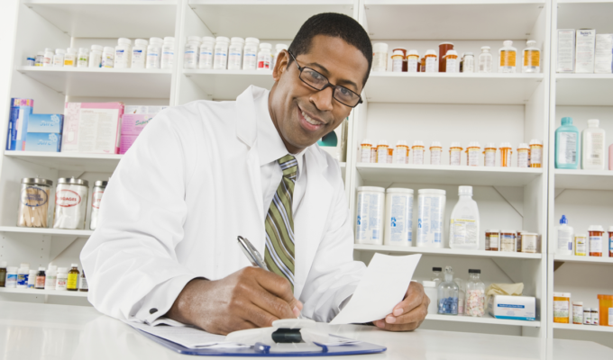 Photo of pharmacy director